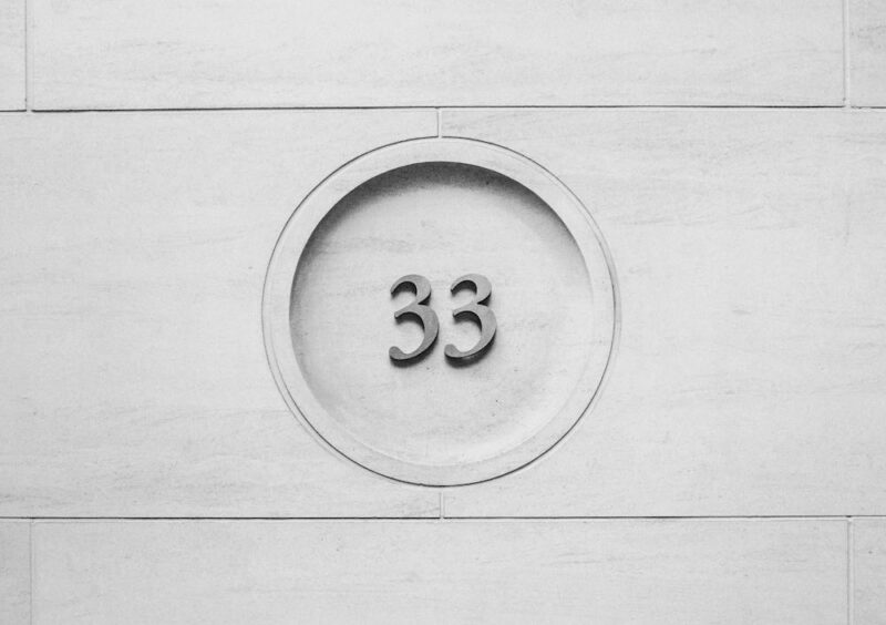 33 秘術 カバラ 数